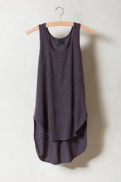 Graduated Knit Tunic #anthropologie