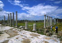 Salamis - Famagusta, North Cyprus