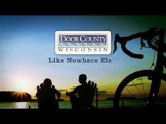 Door County Visitor Bureau Summer 2014 :30 TV Commercial #1