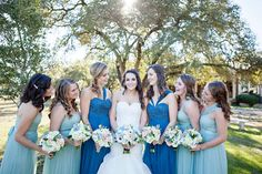 Wild Bunches Floral, Dripping Springs TX Photo: Everest Road Photography