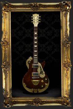 Wild Customs: Gibson LP Steampunk.