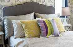 Selecting color in decor is fairly easy once you get the hang of it. Where it gets more challenging is layering in pattern and texture. You don't have to play it safe by using one pattern with a bunch of solid fabrics. Here are a few quick tips if you're interested in coordinating multiple patterns. …