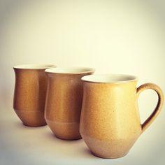 #vintage #denby Ode coffee mugs