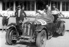 LE MANS 1932 - ALFA ROMEO 8c 2300 LM #11