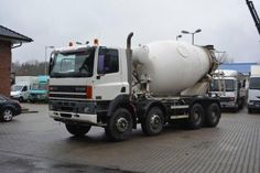 Good price Concrete DAF CF 85 380 8X4 Second Hand. Manufacture year: 2001. Weight: 32000 kg. Mileage: 316391 km. Emission: Euro2.  Air Conditioning. Excellent running condition. Ask us for price. Reference Number: AC2370. Baurent Romania.