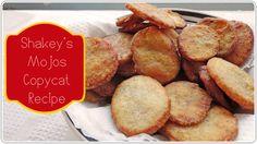 Shakey s mojo potatoes recipes Mojo Potatoes, Copycat Recipes, Pretzel Bites, Potato Recipes, Veggies, Appetizers, Cooking, Awesome, Board