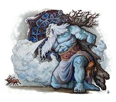"""Illustrations for the book """"Myths and Legends of Scandinavia"""" by Dmitry ILyutkin"""