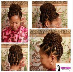#bunned Jumbo Marley Twists