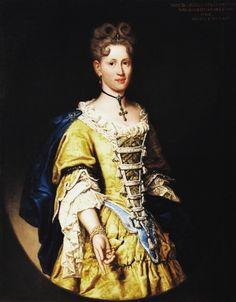 ab. 1710-1715 Ghislandi Vittore, Fra' Galgario - Portrait of Cecilia Colleoni