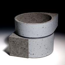 Wim Borst Counterpoint Series 9, 2008 Bone China, Porcelain, Europe, Pottery, Shapes, Sculpture, Inspiration, Cubes, Kunst