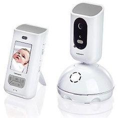 Cámara de Vigilancia Bebes TopCom Babyviewer 4400 5411519016775