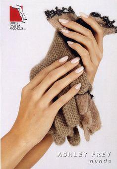 STYLING Model Hands :: Hand Model Ashley Frey