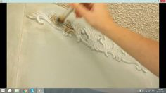 «Покраска и декор шкафа в винтажном стиле».Светлана Шамшина, Канада.foreven.ru