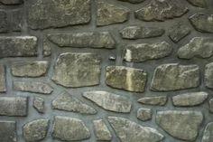 How to Make Fake Rocks Using Expandable Spray Foam thumbnail Fake Stone Wall, Stone Accent Walls, Stone Walls, Cement Walls, Concrete Wall, Schaum, Rochas, Rock Siding, Sheet Rock Walls