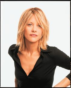Meg Ryan hairstyles need special attention as she is known to wear her crowning glory in a casual and cool manner. Description from pinterest.com. I searched for this on bing.com/images