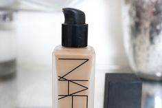 Review | Nars All Day Weightless Luminous Foundation ~ A Little Pop of Coral