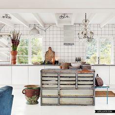 Villa Ingrid Marie in Sweden #home