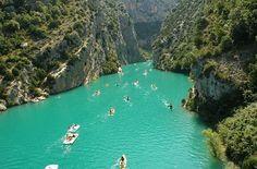 Verdon Gorge - Provence, France