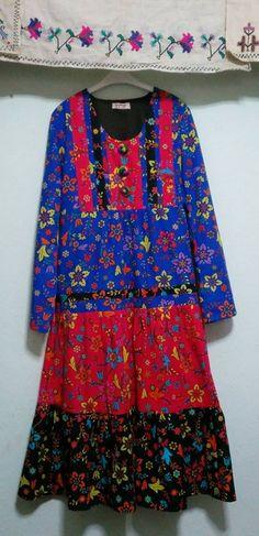 Geometric ethnic inspired art to Boho Fashion, Womens Fashion, Pakistani Dresses, African Fashion, Kurti, Plus Size Fashion, Nice Dresses, Street Style, Sewing