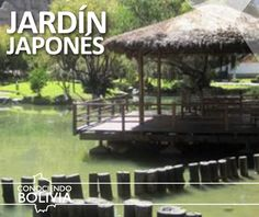 Conosca el jardin japones, donde puede ver de cerca a los peces, para saber mas haga click en la imagen