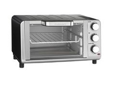Compact Toaster Oven Broiler by Cuisinart by Cuisinart at Cooking.com