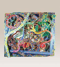 THE OTHER ART ONE: FRANK STELLA's abstract use of color and shape