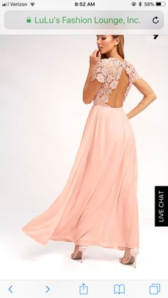 e6a54fdd64f Celebrate your timeless beauty in The Greatest Blush Pink Lace Maxi Dress!  Stunning floral lace overlays a princess seamed bodice with a backless  design and ...