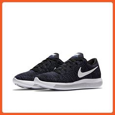 check out 466d5 d8396 Nike Lunarepic Low Flyknit Womens Running Shoes Black Purple Dust 843765  005 for sale online