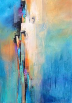 Abstract, Contemporary Paintings - latest work