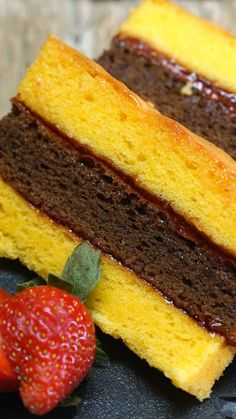 Indonesian Layer Cake from Vanity .