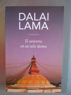"""XIV #Dalai #Lama - El universo en un sólo átomo. """"En cada átomo de los dominios del universo existen infinitos sistemas solares"""" «El adorno de la Gran Flor», antiguo escrito budista."""