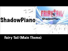 ShadowPiano | Fairy Tail #anime #music #piano #fairytail #youtube