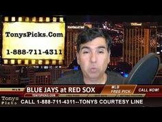 Toronto Blue Jays vs. Boston Red Sox MLB Betting Line Odds Pick Predicti...