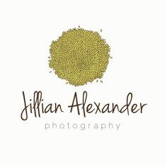 Photography Flower Logo Design