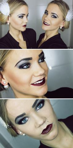 20s makeup inspiration