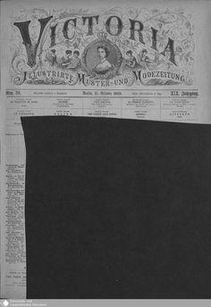 149 - Nro. 39. 15. October - Victoria - Seite - Digitale Sammlungen - Digitale Sammlungen