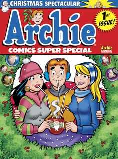 archie comics   Archie Comics keeps coming up with new things, and here are two more ...