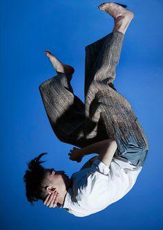 Sleep by Adriano B. model SANG WOO KIM