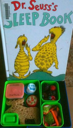 1000 Images About Dr Seuss Bento Lunch Ideas On