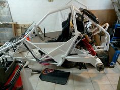 Build A Go Kart, Diy Go Kart, Go Kart Buggy, Off Road Buggy, Drift Kart, Kart Cross, Go Kart Frame, Homemade Go Kart, Mini Jeep