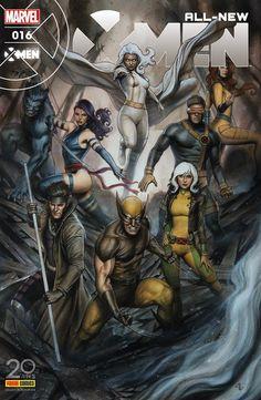 All-New X-Men 16 - Adi Granov