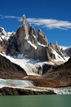 Cerro Torre | South America (disputed territory)