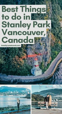 Stanley Park Seawall! Explore the best things to do at Stanley Park, Vancouver BC. #canada #vancouver