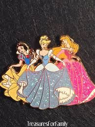 Image result for princess disney pins sparkle