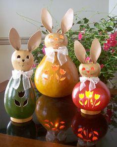 bunny gourds