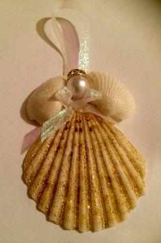Seashell angel,Feb 25/15