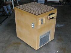 downdraft sanding table plans | Downdraft Sanding Table » Woodwork City Free Woodworking Plans