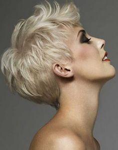 Recurre a un nuevo corte de pelo!! una alternativa muy popular y llamativa es el pelo corto. El pelo corto sin duda alguna,es una de las t...