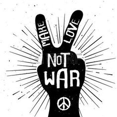 Let us make peace and not war