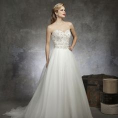 Make sure you end up with a REAL Justin Alexander - How to Avoid Wedding Dress Scams!